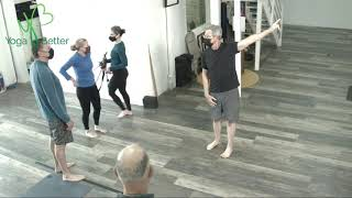LEVEL 1 – 9am w/ ANDRIA – 3.22.21 Yoga Better LIVESTREAM