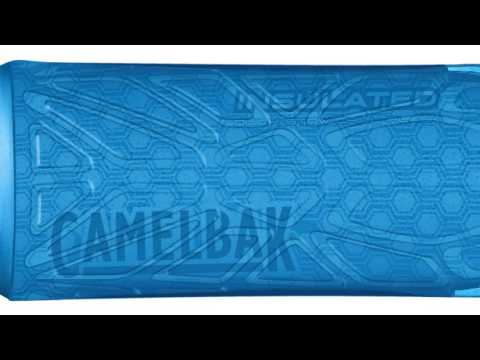 Camelbak Quick Stow Chill Running Watter Flask - Presentation
