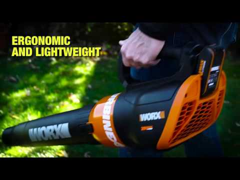 WORX WG546E 20V Cordless Turbine blower - UK English - www.worx.com