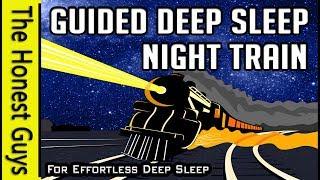 GUIDED SLEEP MEDITATION STORY: Night Train to the Coast (Immersive High-Quality Audio)