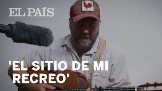 Ricardo Lezón Canta 'El Sitio De Mi Recreo', De Antonio Vega