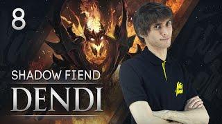 Na`Vi Dendi - Shadow Fiend vol.8