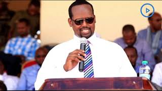 Governor Roba condemns resurgence of clan clashes in Mandera