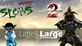 Guild Wars 2 - Morgan's Leap & Dark Reverie (Jumping Puzzle)