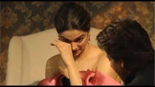 Deepika Cried for Ranveer A Alot   Shocked Shahrukh
