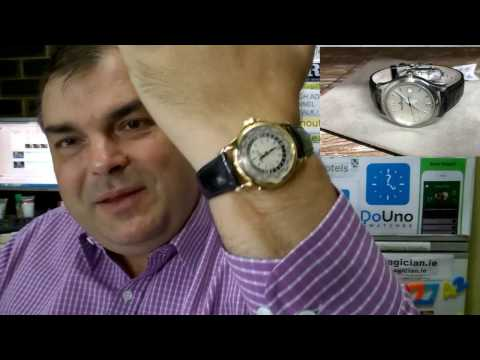 DRESS WATCH QUESTION – Jaeger-LeCoultre Master Control