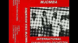 International Orchestra Safari Sound Ndekule – S/T 80s TANZANIAN Muziki Wa Dansi Swahili Rumba Album