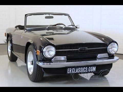 Video of '70 TR6 - LSTA