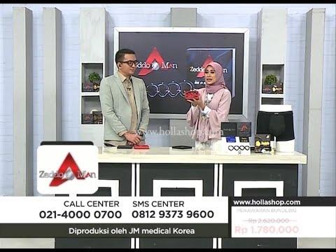 Talk Show ZEDDO MAN : Gelang Terapi Organ Reproduksi Pria
