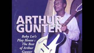 She's Mine All Mine: Arthur Gunter
