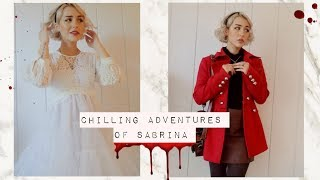 Chilling Adventures of Sabrina // inspired looks