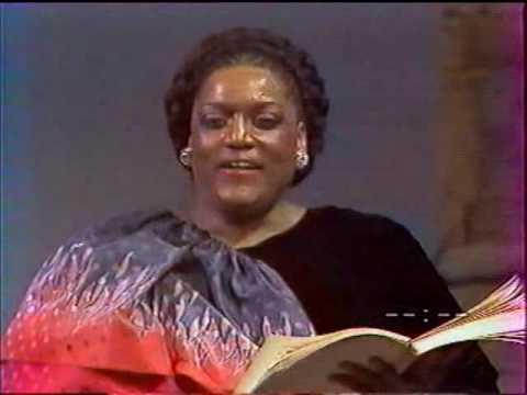 Homenagem a Jessye Norman, uma voz absolutamente sublime