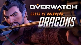 Curta animado de Overwatch | Dragons