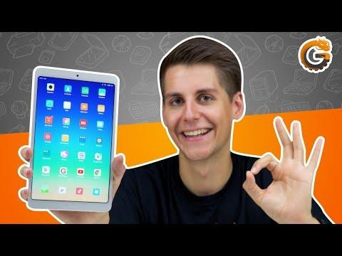 Xiaomi Mi Pad 4 Test: Konkurrenzlos! Das beste 8 Zoll Tablet aus China?! / DEUTSCH | China-Gadgets