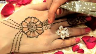 Video Romantic Girlish Mehndi Designs Within 2 Mints Trendy Henna