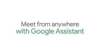 Google Assistente no kit de hardware do Google Meet