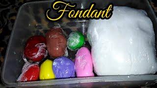 Fondant | How To Make Fondant At Home | Summi Kitchen