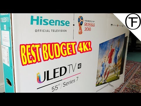 Hisense 55U7A ULED HDR 4K Ultra HD Smart TV Review