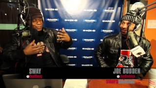 """Joe Budden Reveals Features on """"No Love Lost"""" album on Sway in the Morning"""