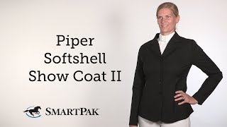 Piper Softshell Show Coat II Review