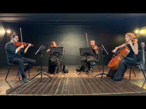 """Quartetto d'archi """"Quattro Quarti"""" quartetto d'archi  Bari Musiqua"""
