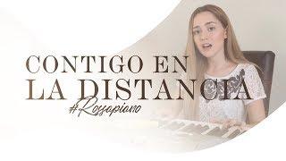 Contigo en la distancia - Christina Aguilera (Carolina Ross cover) #RossAPiano