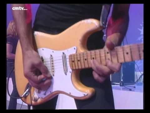 Rata Blanca video Chico callejero - CM Vivo 1996