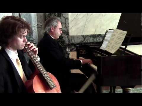Franz Schubert : Sonata for arpeggione