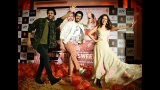 Sonu Ke Titu Ki Sweety Cast Funny Dance On Dil Chori Yo Yo Honey Singh Son |  Kartik Aryan,Nushrat |