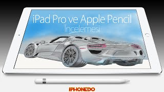 iPAD PRO VE APPLE PENCIL İNCELEMESİ - dooclip.me