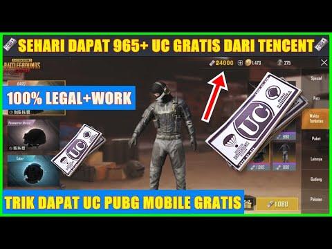 UC GRATIS DARI TENCENT!! Cara Mendapatkan UC PUBG Mobile Gratis Terbaru 2019