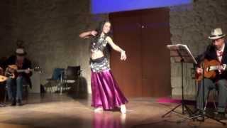 """Angela Castellano- Fogh in Nakhal- improvvisazione sulle chitarre dei """"Fuori Onda"""""""