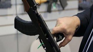 Century Arms RAS47 & C39v2 AK47 Rifle Review  SHOT Show 2015