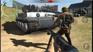 World War Heroes Android Beta trailer