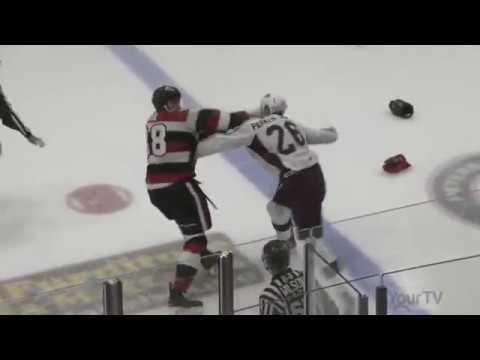 Kevin Bahl vs John Parker-Jones