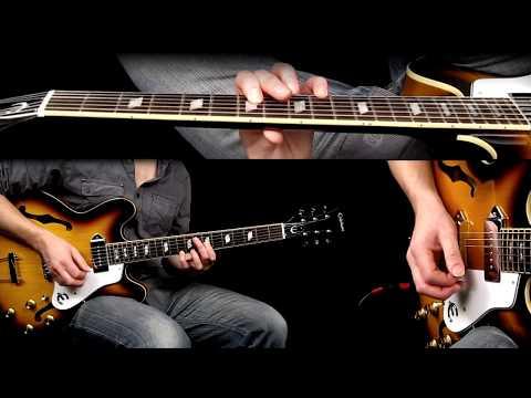 Hello (Lionel Richie) guitar solo │Sean Boothe