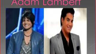 Adam Lambert- I Can't Get No Satifaction