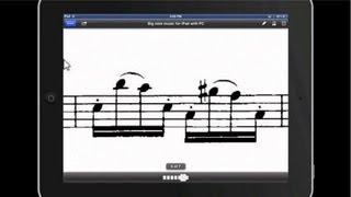 How to Create Big Note iPad Sheet Music Using a Windows PC Computer