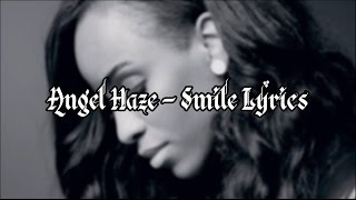Angel Haze - Smile Lyrics