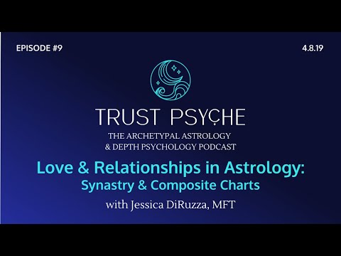 Love and Relationships in Astrology: Synastry + Composite Charts