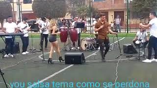 Amy Gutiérrez   Cómo Se Perdona ( You Salsa)