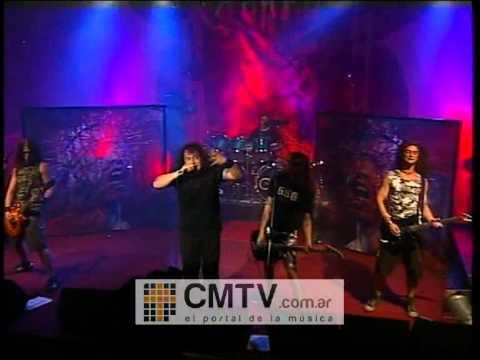Horcas video Devastación - CM Vivo 2006