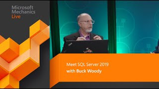 SQL Server 2019   Query faster from any database. (Microsoft Ignite)