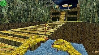 Counter-Strike 1.6 - Zombie Escape Mod - ze_isla_arcivias_f2 - ProGaming