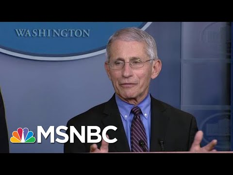 The Value Of Doctors Speaking To The American Public | Morning Joe | MSNBC