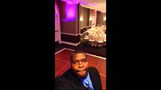 Wedding Venue Tour Hotel Monaco, Alexandria VA