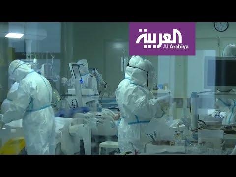 العرب اليوم - شاهد: أحداث رياضية تأثرت بفيروس
