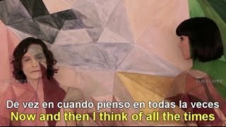 Gambar cover Gotye ft. Kimbra - Somebody That I Used Know [Lyrics English - Subtitulado Español]