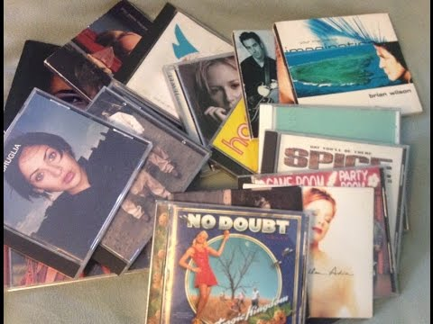 '90s Music CD Collection