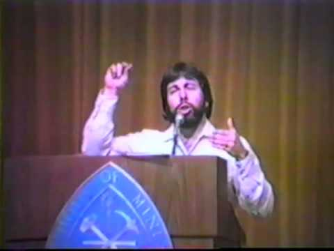 1984 Steve Wozniak Full Speech